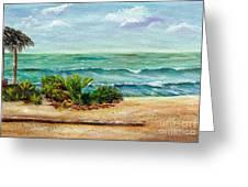 San Onofre Beach Greeting Card