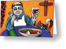 San Pascual Cheers Greeting Card