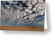 San Rafael Swell Near Goblin Valley Utah Greeting Card