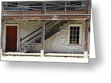 Sanchez Adobe Pacifica California 5d22656 Greeting Card by Wingsdomain Art and Photography