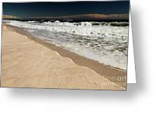Sand Ledge Greeting Card