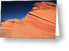 Sandstone Bands Greeting Card