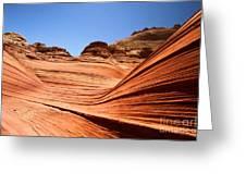 Sandstone Ledge Greeting Card