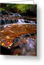 Sandstone Ledge Greeting Card