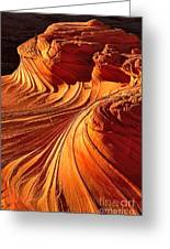 Sandstone Silhouette Greeting Card