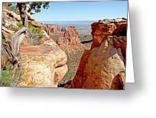 Sandstone Smile Greeting Card