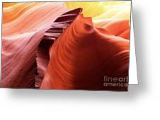 Sandstone Spectacular Greeting Card