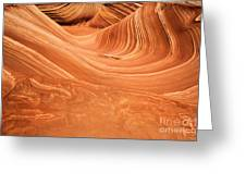 Sandstone Tide Greeting Card