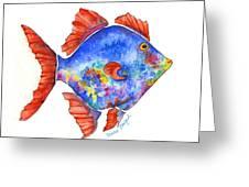 Sanford Fish Greeting Card