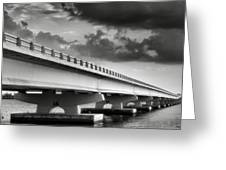 Sanibel Causeway II Greeting Card