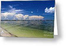 Sanibel Island Greeting Card
