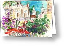 Sanlucar De Barrameda 03 Greeting Card