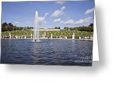 Sanssouci Park Potsdam Greeting Card