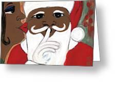 Santa Baby Greeting Card