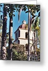 Santa Barbara Greeting Card