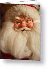 Santa Claus - Antique Ornament - 14 Greeting Card