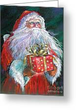 Santa Claus - The Perfect Gift Greeting Card