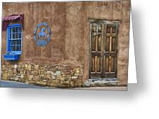 Santa Fe Nm 2 Greeting Card