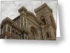 Santa Maria Del Fiore - Florence - Italy Greeting Card