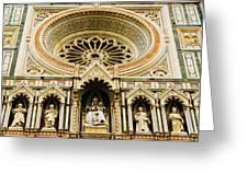santa Maria del Fiore - Florence Greeting Card