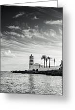 Santa Marta Lighthouse I Greeting Card