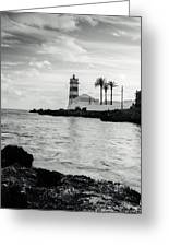 Santa Marta Lighthouse II Greeting Card