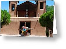 Santuario De Chimayo 2 Greeting Card