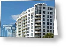 Sarasota Architecture 1 Greeting Card