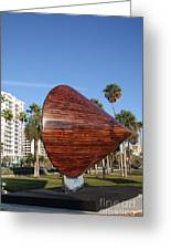 Sarasota - Art 2009 Greeting Card