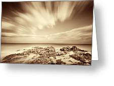 Sardinia - Costa Del Sud Greeting Card