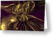 Satin Greeting Card