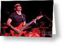 Satriani 3235 Greeting Card