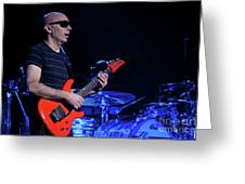 Satriani 3368 Greeting Card