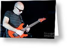 Satriani 3377 Greeting Card