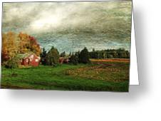 Sauvie Island Farm Greeting Card