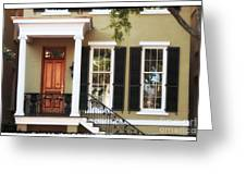 Savannah House Greeting Card