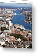 Savannah River Greeting Card