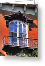 Savannah Window Greeting Card