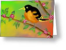 Save My Beautiful World Greeting Card