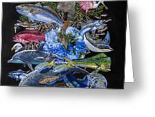 Save Our Seas In008 Greeting Card