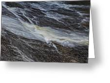 Sawmill River Greeting Card