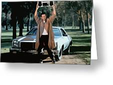 Say Anything Greeting Card by Kid 80s
