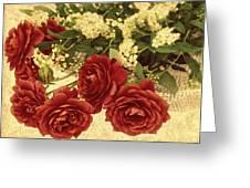Say You Love Me Greeting Card