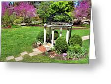 Sayen Garden Spring Greeting Card