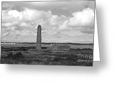 Scattery Island Greeting Card