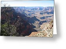 Scenic Grand Canyon Greeting Card