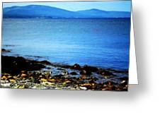 Scenic Maine Greeting Card
