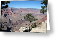 Scenic View - Grand Canyon Greeting Card
