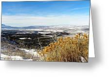 Scenic Vista Greeting Card