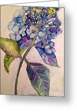 Scented Beauty Greeting Card